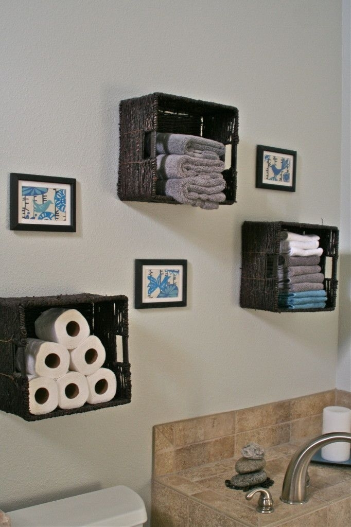 Enhance Beauty Of Wallswall Decorations – Darbylanefurniture Pertaining To Wall Accents For Bathroom (Image 13 of 15)