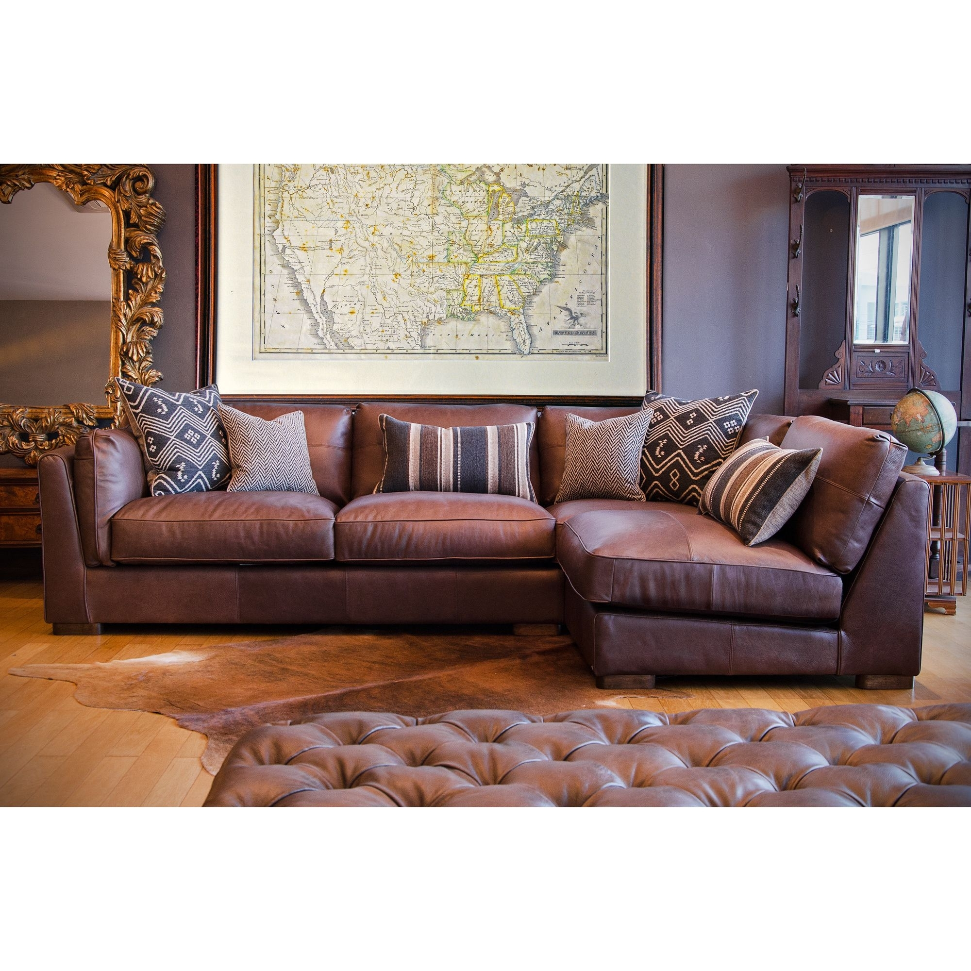 Enrich Your Home Decor With The Understated Elegance Of This Stuart Pertaining To Lancaster Pa Sectional Sofas (Image 5 of 10)