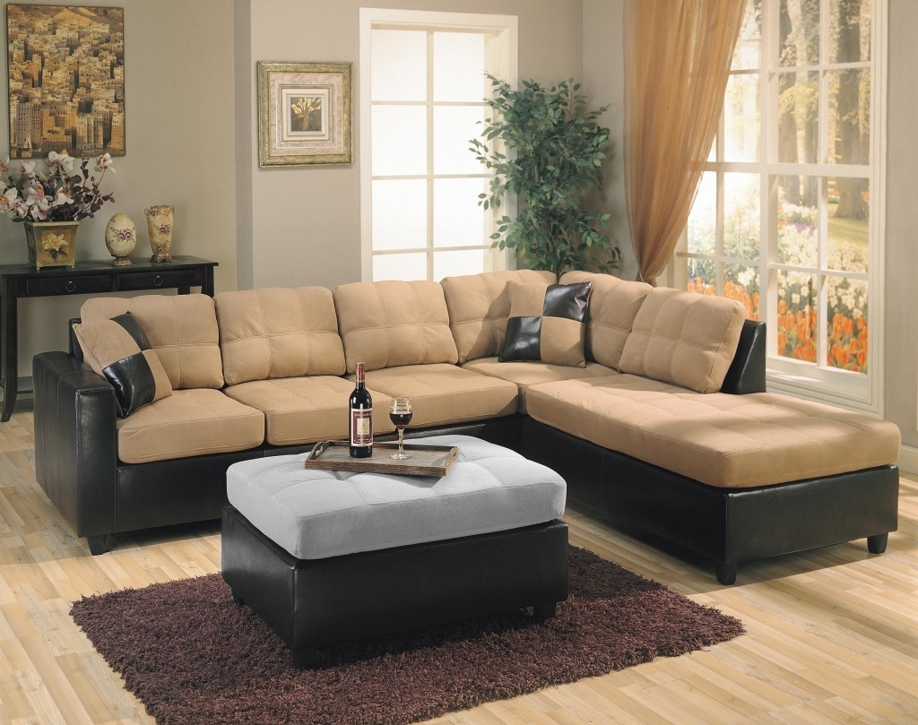 Epic Leather Sectional Sofa Atlanta 24 In With Leather Sectional Intended For Sectional Sofas At Atlanta (Image 2 of 10)