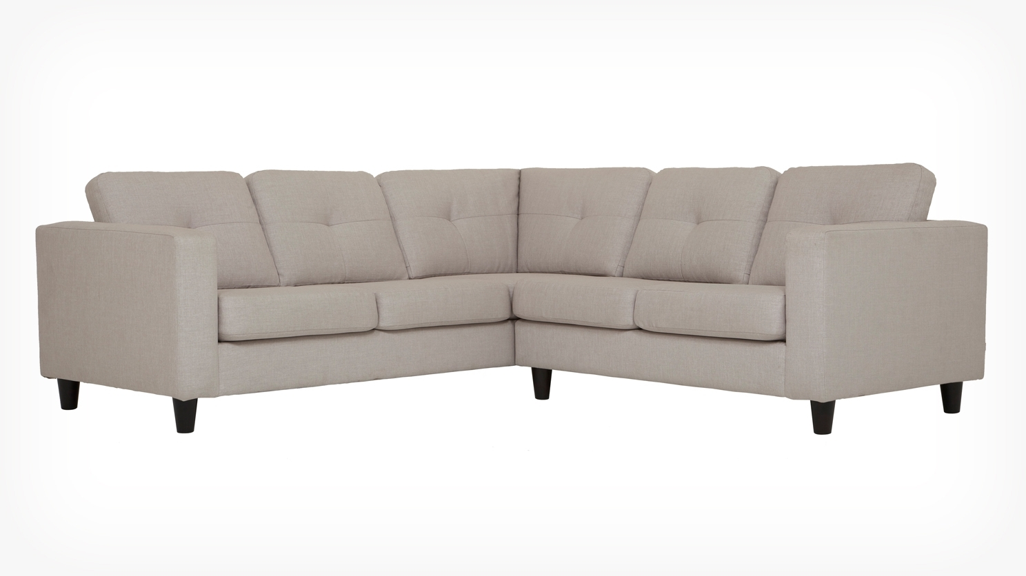 Eq3 | Living > Seating > Sectionals Inside Eq3 Sectional Sofas (View 3 of 10)