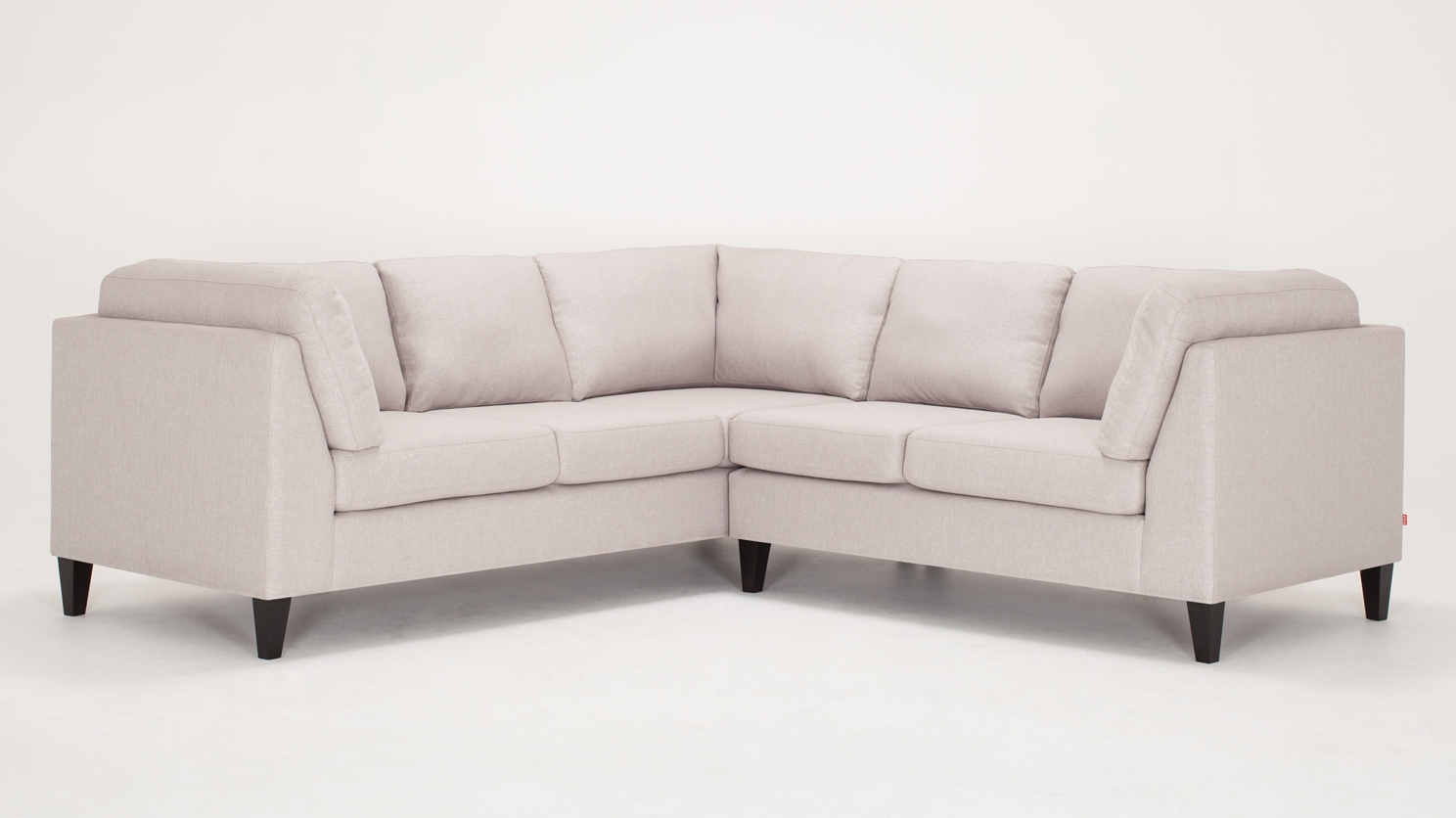 Eq3 | Salema 2 Piece Sectional Sofa – Fabric Pertaining To Eq3 Sectional Sofas (View 4 of 10)