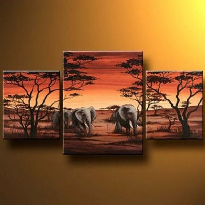 Featured Photo of Safari Canvas Wall Art