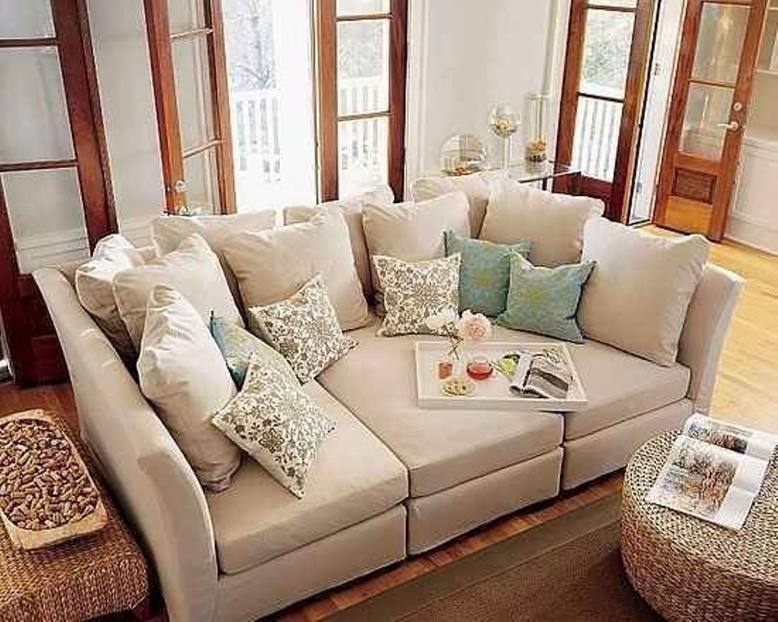 Excellent Extra Wide Sectional Sofa 77 On Types Of Sectional Sofas With Wide Sectional Sofas (View 7 of 10)