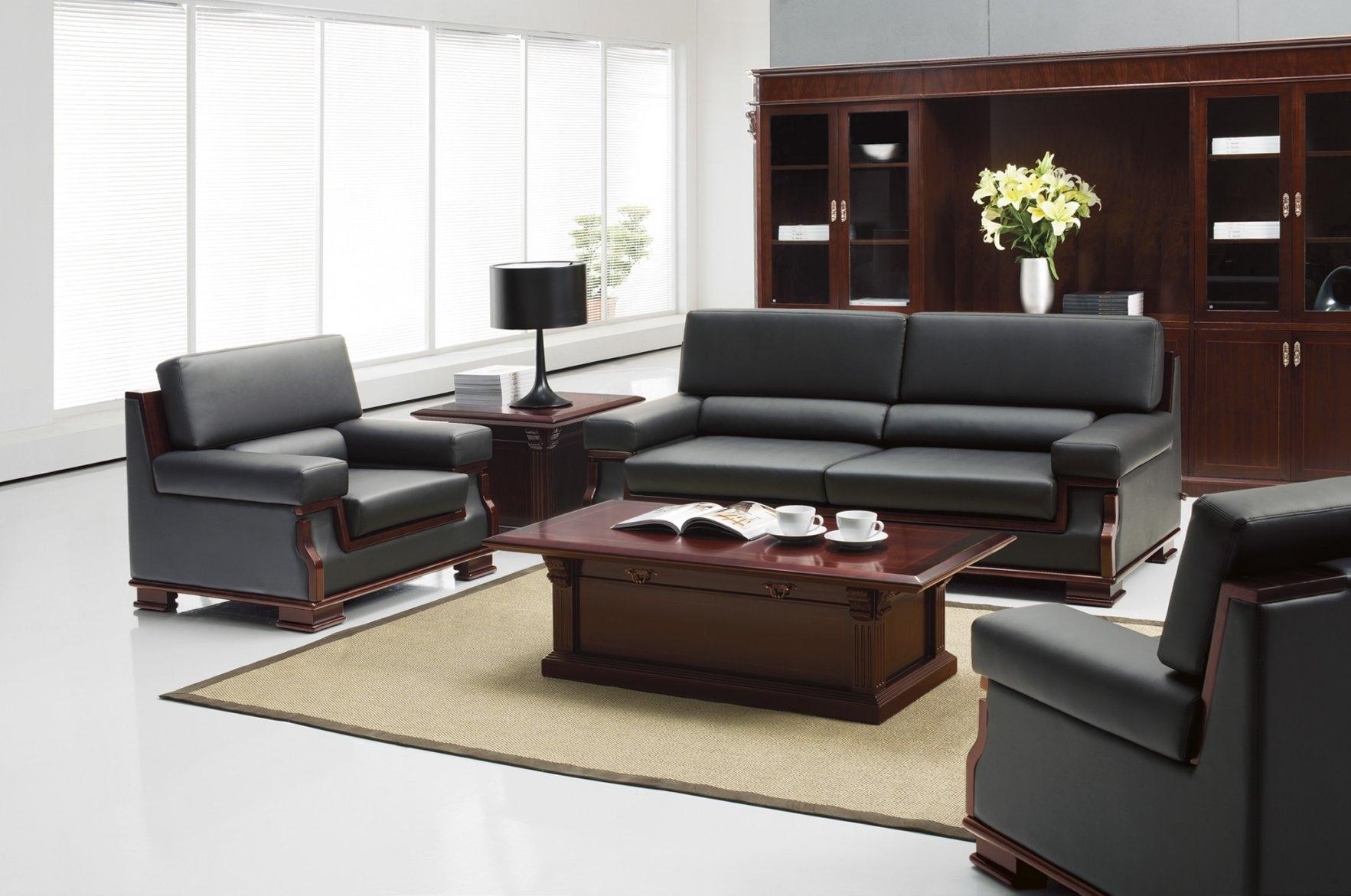 Executive Sofa | Contemporary Office Sofas Intended For Contemporary Within Office Sofas (View 4 of 10)