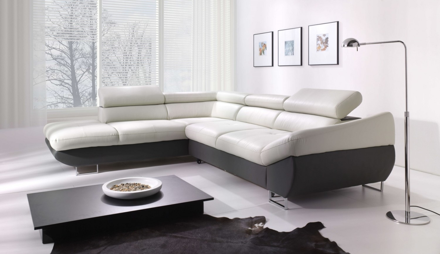 Fabio Sectional Sofa Sleeper With Storage | Creative Furniture For Sectional Sofas With Storage (View 10 of 10)