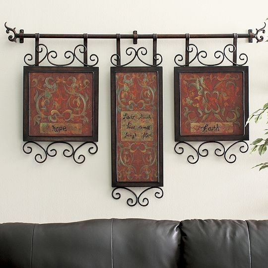 Fabric Ethnic Wall Hangings – Google Search | Living Room Intended For Iron Fabric Wall Art (Image 8 of 15)