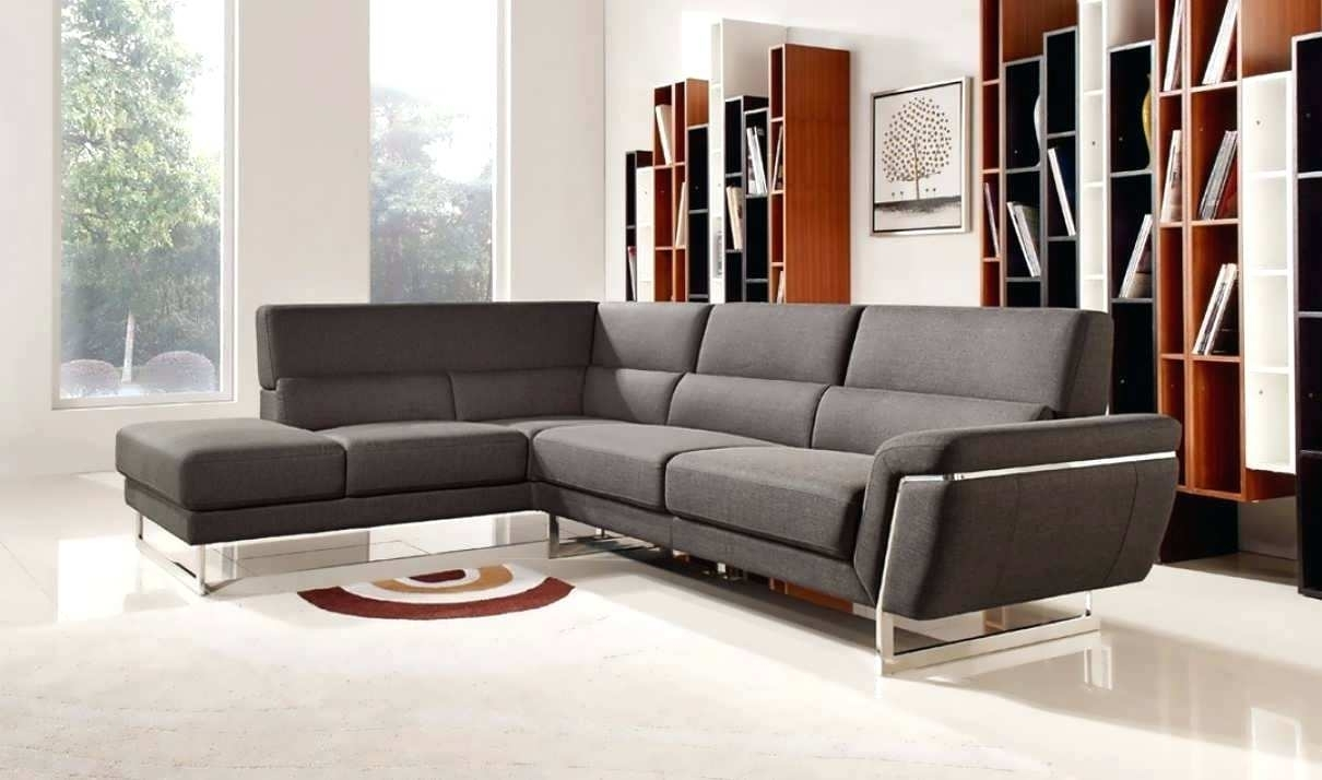 Fabric Sectional Sofas Modern With Chaise Toronto Sofa Power Recliner – With Mississauga Sectional Sofas (Image 2 of 10)