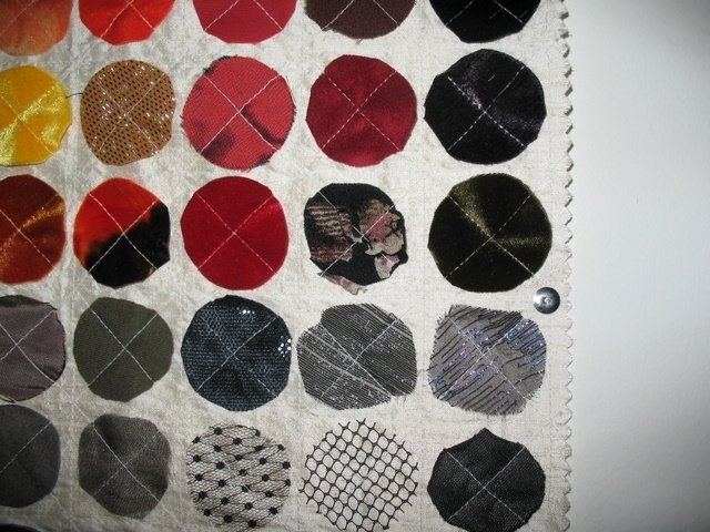 Fabric Swatch Wall Hanging – Lillian Dunham Production Portfolio With Fabric Swatch Wall Art (Image 12 of 15)
