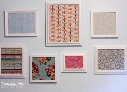 Fabric Wall Art Creative – Supertechcrowntower Pertaining To Creative Fabric Wall Art (View 9 of 15)