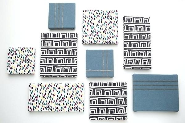 Fabric Wall Art – Scholarly Intended For Canvas Wall Art With Fabric (View 14 of 15)