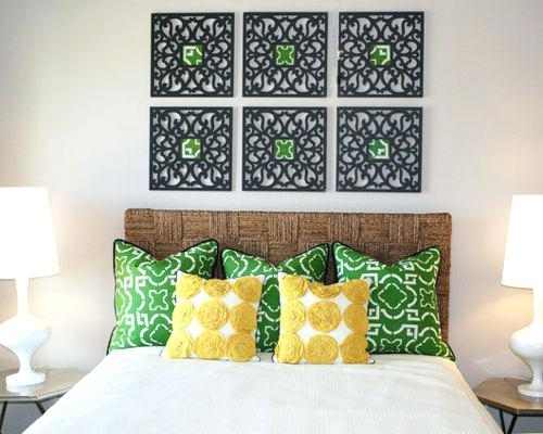 Fabric Wall Decor Relaxed Bedroom Ideas Decorative Fabric Wall Art For Joann Fabric Wall Art (Image 7 of 15)