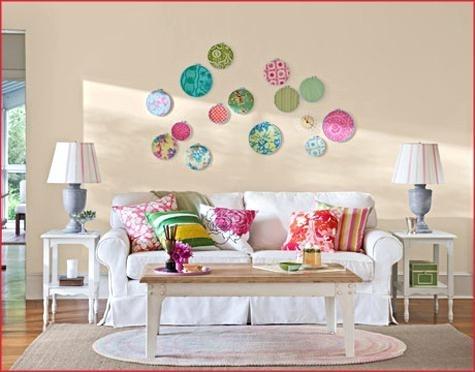Fabric Wall Decor Wall Art Design Cloth Wall Art Textile Wall Art With Regard To Joann Fabric Wall Art (Image 8 of 15)