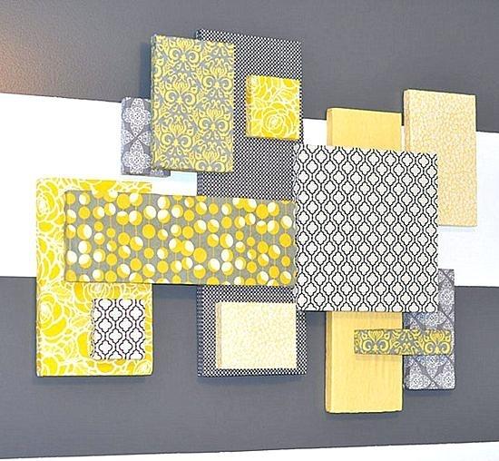 Fabric Wall Hangings Diy Simple Fabric Nursery Wall Hanging Inside Simple Fabric Wall Art (View 15 of 15)
