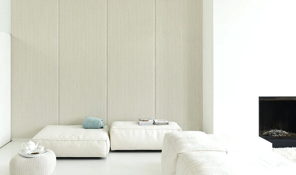Fabric Wall Panels Luxurious Padded Wall Panels To Be Applied In With Padded Fabric Wall Art (Image 5 of 15)