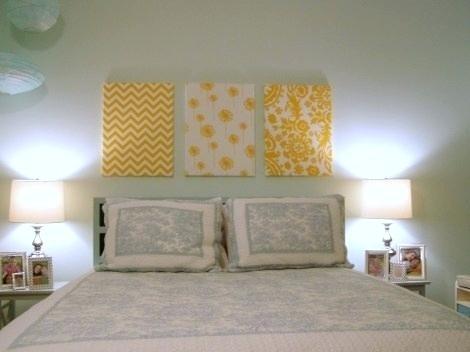 Fabric Walls In Bedroom Metal Art Work Accent Bedroom Wall Fabric With Fabric Wall Accents (Image 9 of 15)