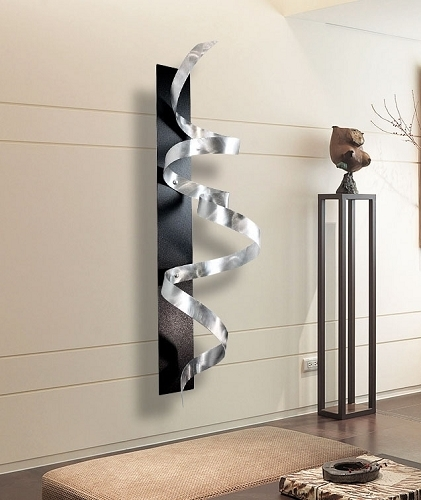 Fabulous Abstract Metal Wall Art Sculpture M57 On Home Decoration With Regard To Abstract Metal Wall Art Sculptures (View 14 of 15)