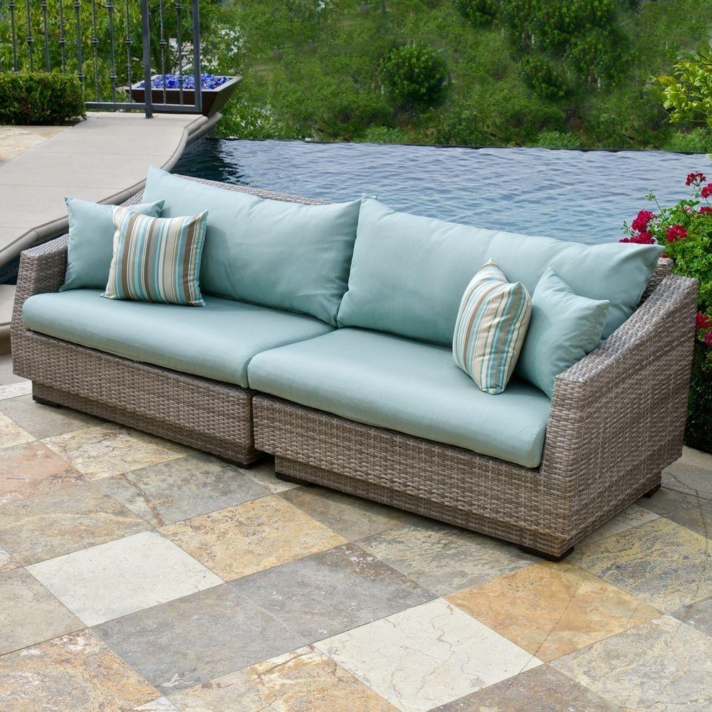 Fabulous Outdoor Patio Sofa Furniture Design Ideas Outdoor Sofas With Patio Sofas (View 2 of 10)