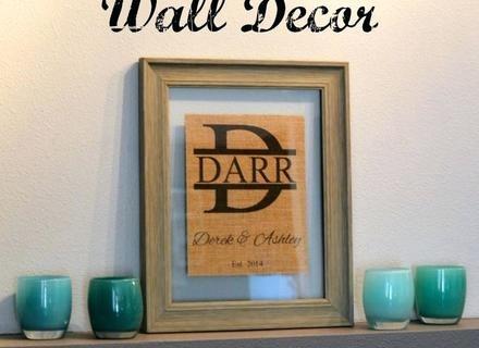 Families Are Like Fudge Burlap Fabric Art Print / Wall Decor Inside Burlap Fabric Wall Art (View 11 of 15)