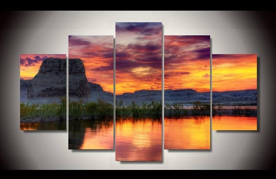 Fancy Arizona Wall Art With Etsy – Decoration Regarding Arizona Canvas Wall Art (View 2 of 15)