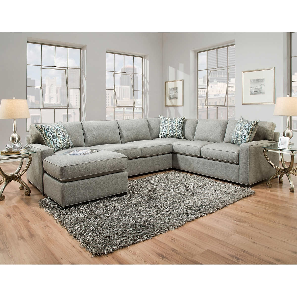 Fancy Costco Sofas Sectionals 91 In Sectional Sofas Raleigh Nc With In Raleigh Nc Sectional Sofas (Image 7 of 10)