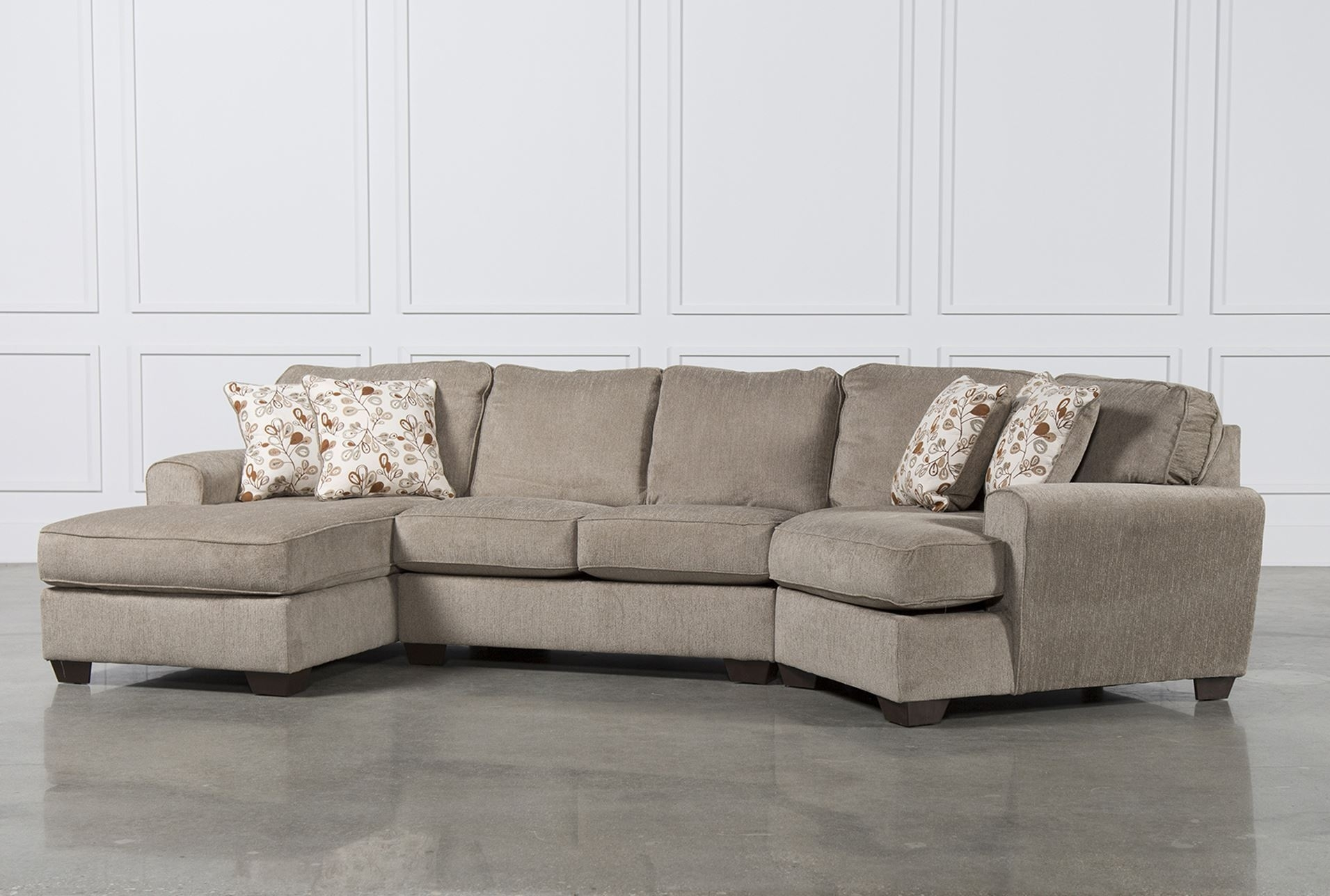 Fancy Sectional Sofa With Cuddler 52 For Contemporary Sofa With Regard To Sectional Sofas With Cuddler Chaise (Image 3 of 10)