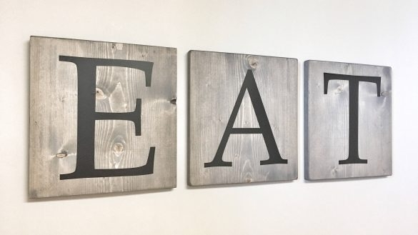 Fantastic Eat Wall Art Also Sign I Hate To Cook But Love Canvas Within Eat Canvas Wall Art (View 7 of 15)