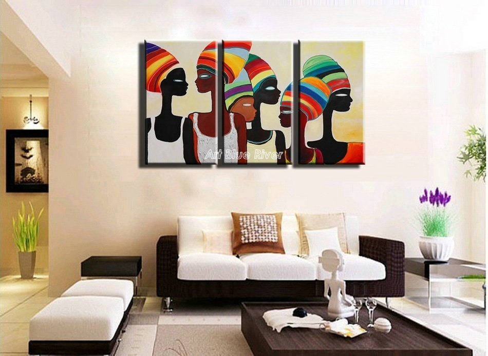 Find More Painting & Calligraphy Information About 3 Piece Acrylic Inside Abstract Canvas Wall Art Iii (View 6 of 15)