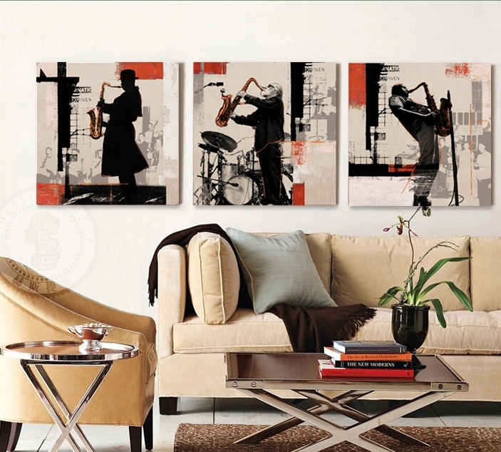 Find More Painting & Calligraphy Information About Rock Jazz Within Jazz Canvas Wall Art (View 7 of 15)