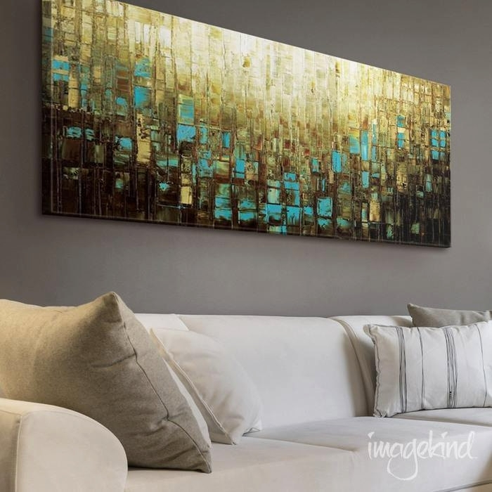 Fine Art Prints Large Abstract Rustic Decor Home Wall Southwest Inside Large Abstract Canvas Wall Art (View 6 of 15)