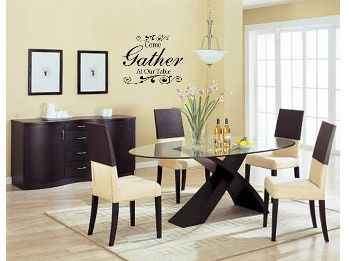 Fine Design Dining Room Wall Decor Super Cool Dining Room Wall Pertaining To Dining Room Wall Accents (View 13 of 15)