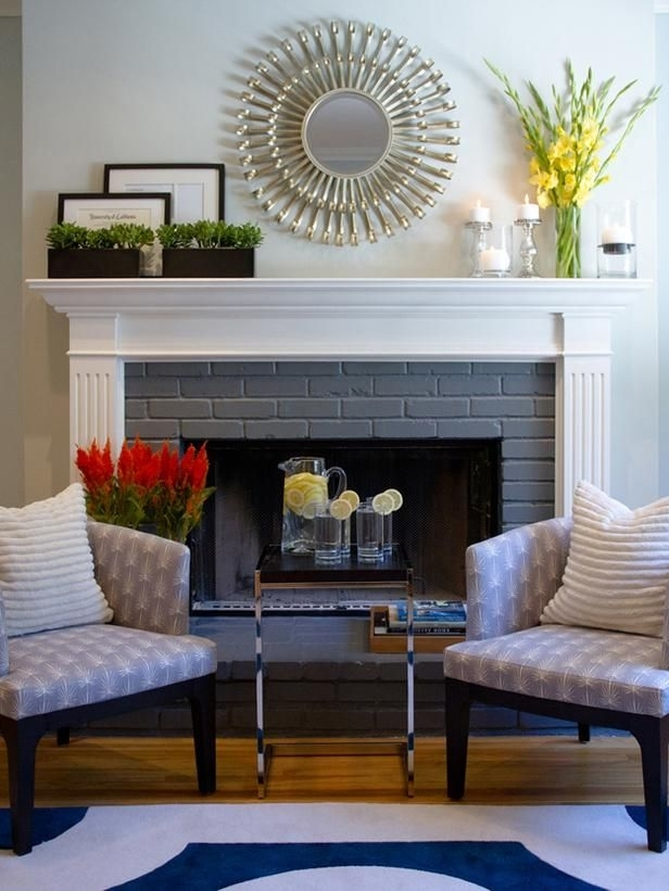 Fireplace Wall Decor Surripui Net With Over The Designs 16 In Wall Accents Over Fireplace (Image 7 of 15)