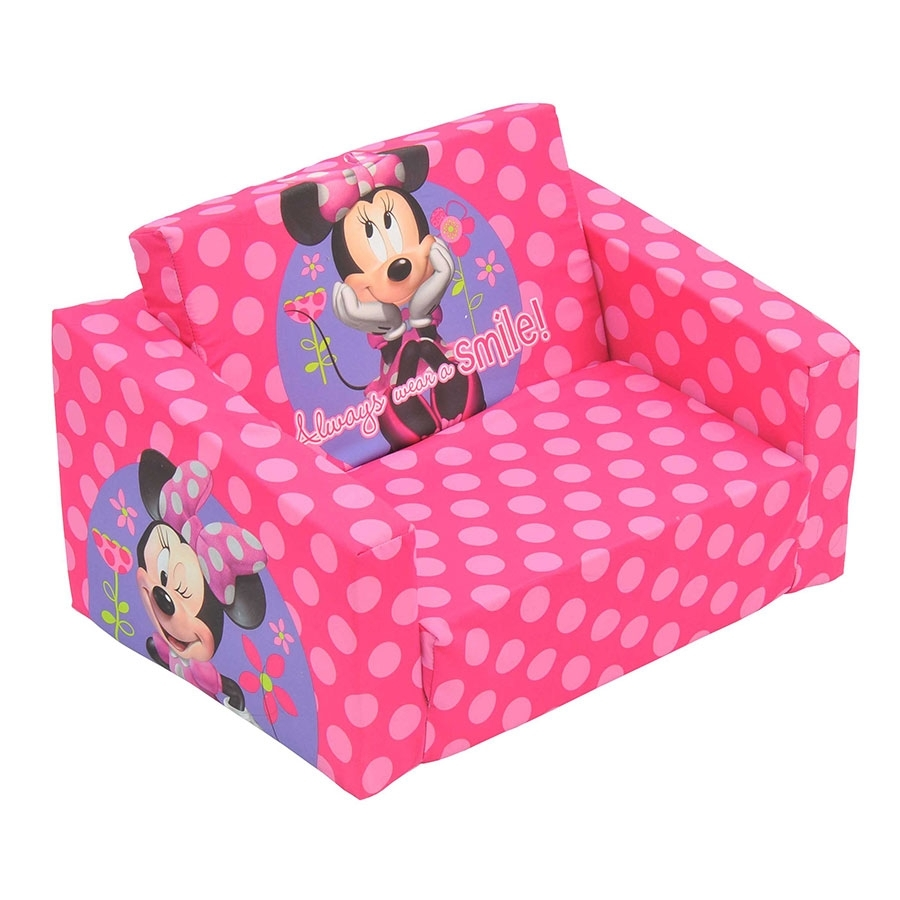 Flip Out Sofa Minnie Mouse | Toys R Us Babies R Us Australia Pertaining To Flip Out Sofas (Image 5 of 10)