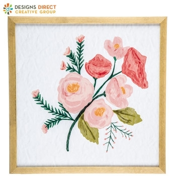 Floral I Canvas Wall Decor | Hobby Lobby | 1404334 In Canvas Wall Art At Hobby Lobby (View 5 of 15)