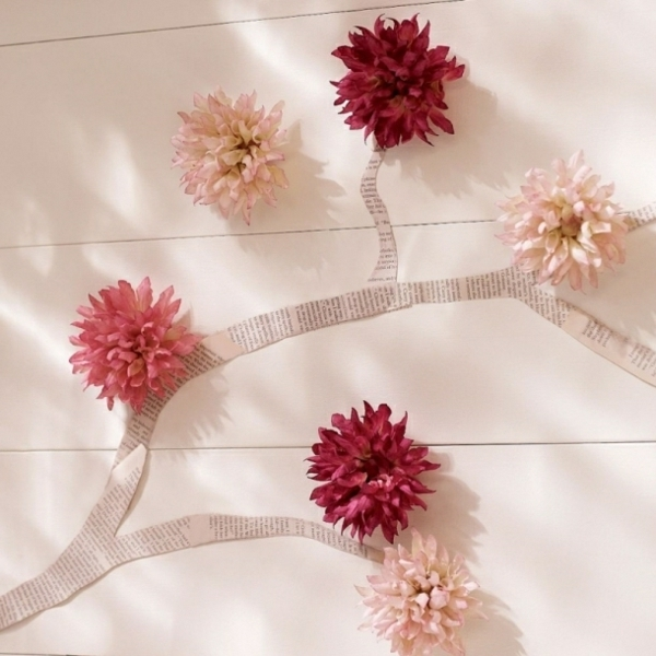 Featured Image of Flowers Wall Accents