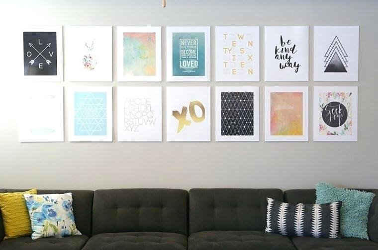 Foam Wall Art Design Foam Stickers Fabric Covered Foam Wall Art With Regard To Fabric Covered Foam Wall Art (Image 9 of 15)
