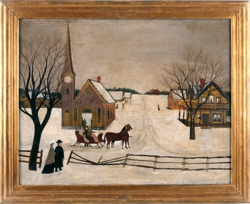 Folk Art And American Modernism | American Folk Art Museum Inside American Folk Art Framed Prints (View 11 of 15)