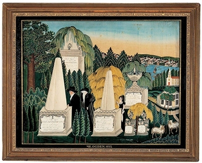 Folk Art Revealed | American Folk Art Museum With Regard To American Folk Art Framed Prints (View 3 of 15)