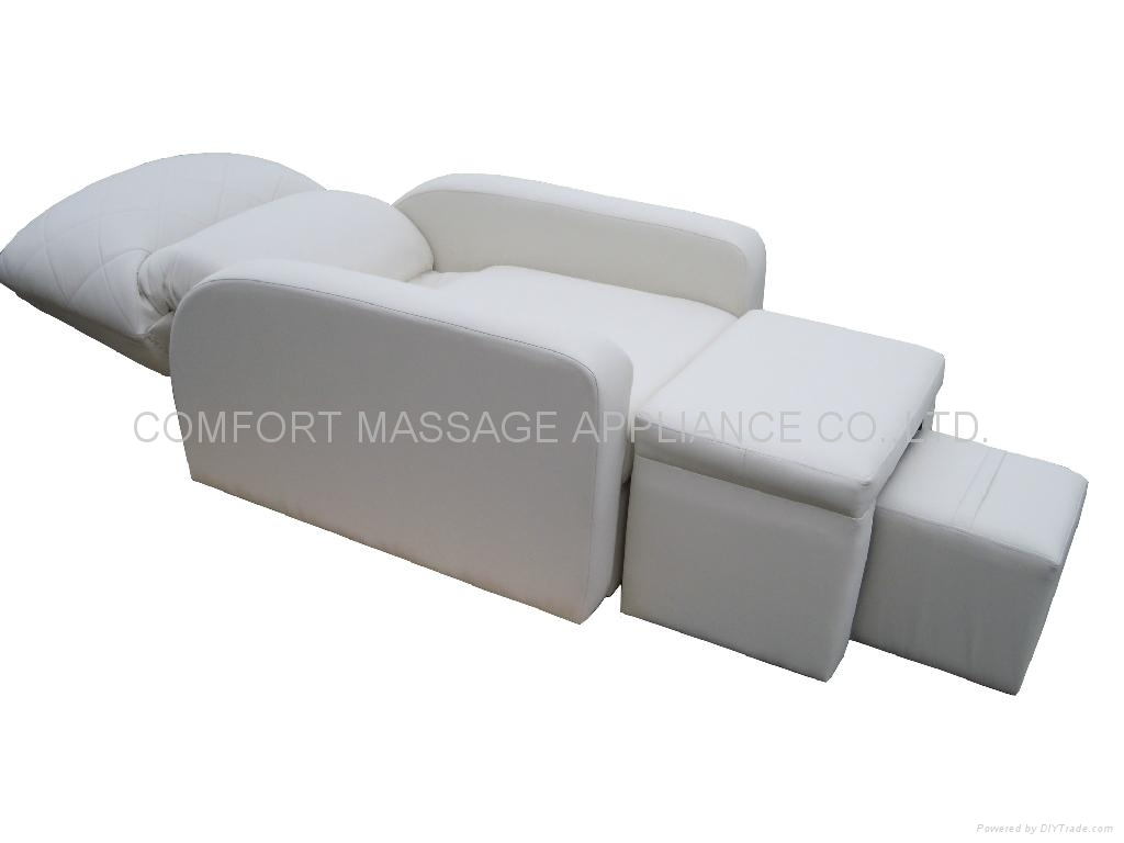 Foot Massage Sofa With Pu Leather – Sf Pu – No1St (China Regarding Foot Massage Sofas (View 2 of 10)