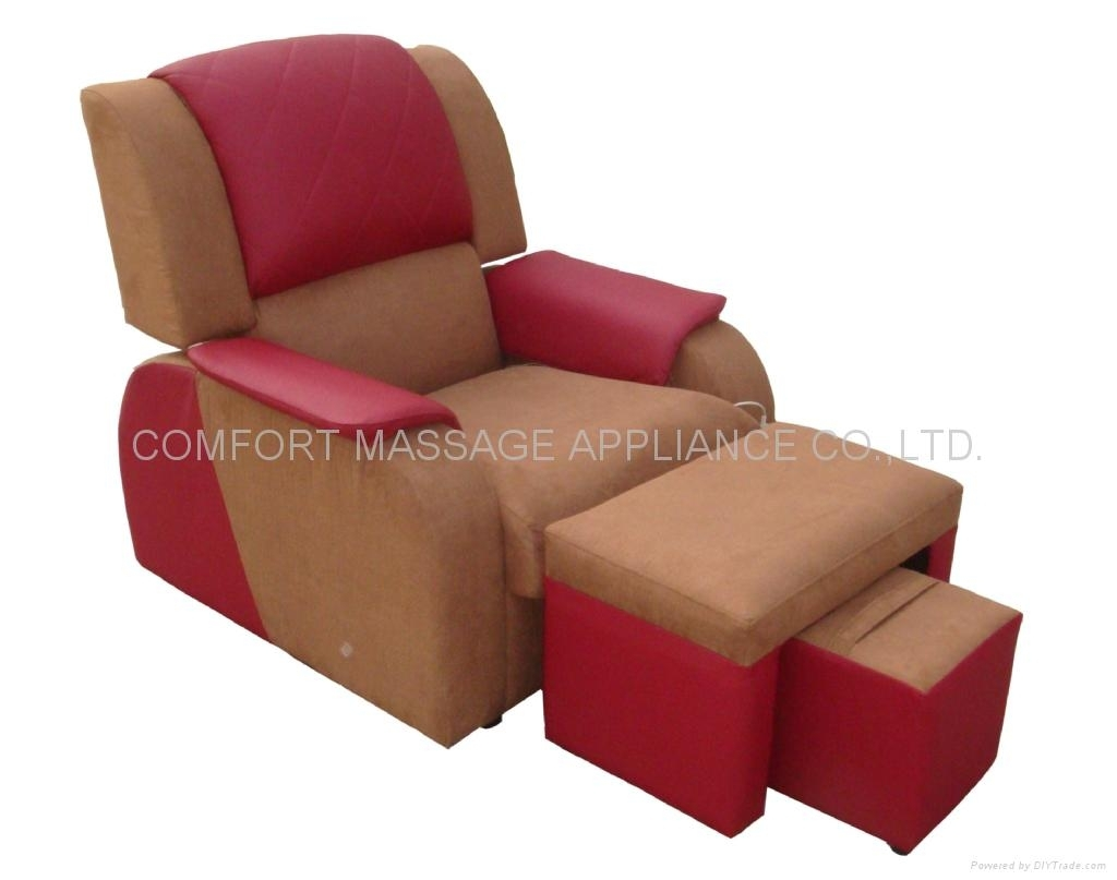 Foot Massage Sofa With Pu Leather&cloth – Sf Pu – No1St (China For Foot Massage Sofas (View 4 of 10)