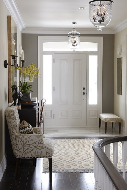 Foyer Accent Wall Colors – Trgn #e79722Bf2521 Inside Entryway Wall Accents (View 10 of 15)