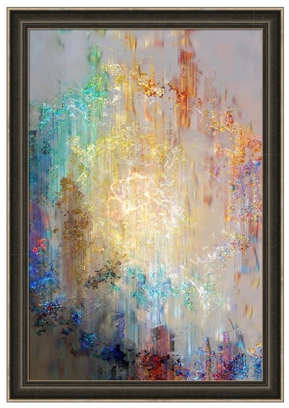Framed Abstract Prints – Tehno Art Inside Abstract Framed Art Prints (View 3 of 15)