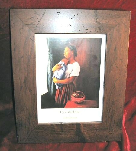 Framed African American Wall Art – Boyintransit Intended For Framed African American Art Prints (Image 11 of 15)