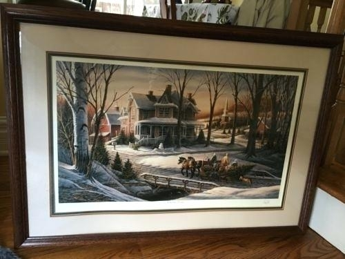 Framed And Matted Ab 1 Framed And Matted Art Prints – Expatworld (Image 6 of 15)