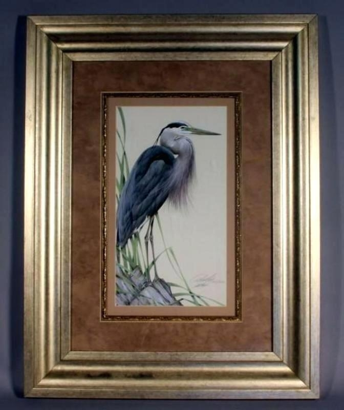Framed And Matted Ab 1 Framed And Matted Art Prints – Expatworld (Image 7 of 15)