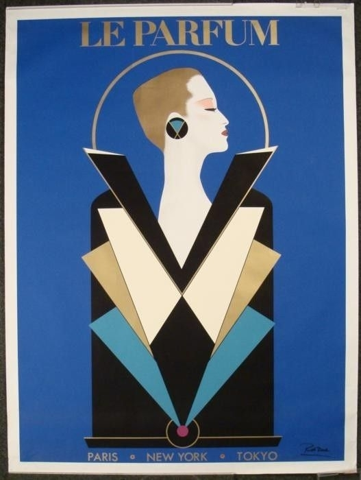 Framed Art Deco Posters – Pssportowe Frame With Framed Art Deco Prints (Image 13 of 15)