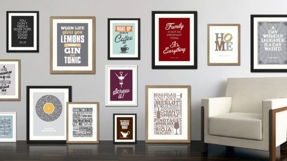 Framed Art Prints Home And Interior | Home Decoractive Framed Art Inside Framed Art Prints (View 6 of 15)