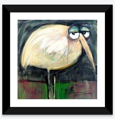 Framed Art Printstim Nyberg — Icanvas Within Birds Framed Art Prints (Image 11 of 15)