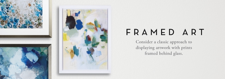 Framed Artwork | Z Gallerie within European Framed Art Prints