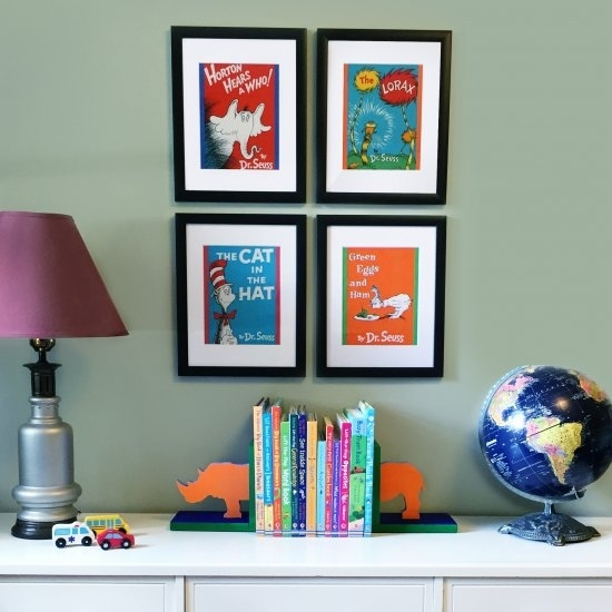 Framed Fabric Wall Art | Craftgawker Inside Framed Textile Wall Art (View 8 of 15)