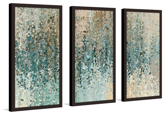 Framed Modern Art – Dixie Furniture Within Contemporary Framed Art Prints (Image 5 of 15)